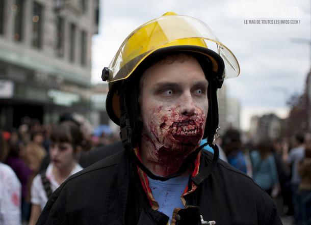 Marche Zombies Walk Montreal 2012 - Geekorner - 171