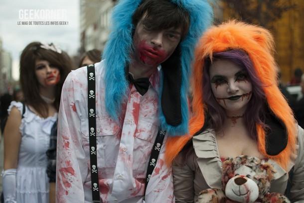 Marche Zombies Walk Montreal 2012 - Geekorner - 175