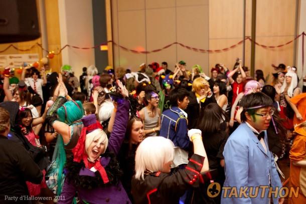 Party Halloween 2011 Otakuthon - Geekorner - 009