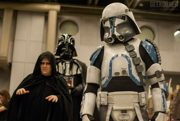 Cosplay Star Wars Montreal Mini Comiccon - Geekorner -  - 022