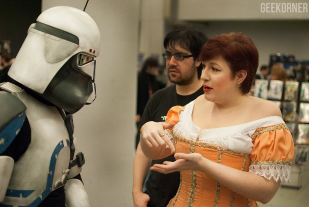 Cosplay Star Wars Montreal Mini Comiccon - Geekorner -  - 025