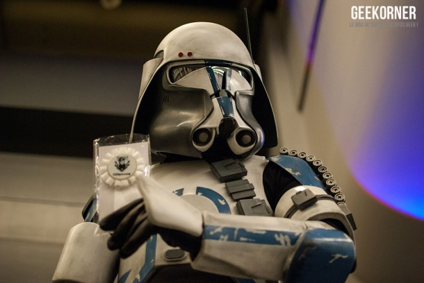 Cosplay Star Wars Montreal Mini Comiccon - Geekorner -  - 034