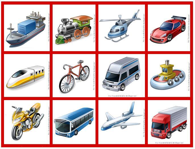 El medio de transporte más eficiente.
