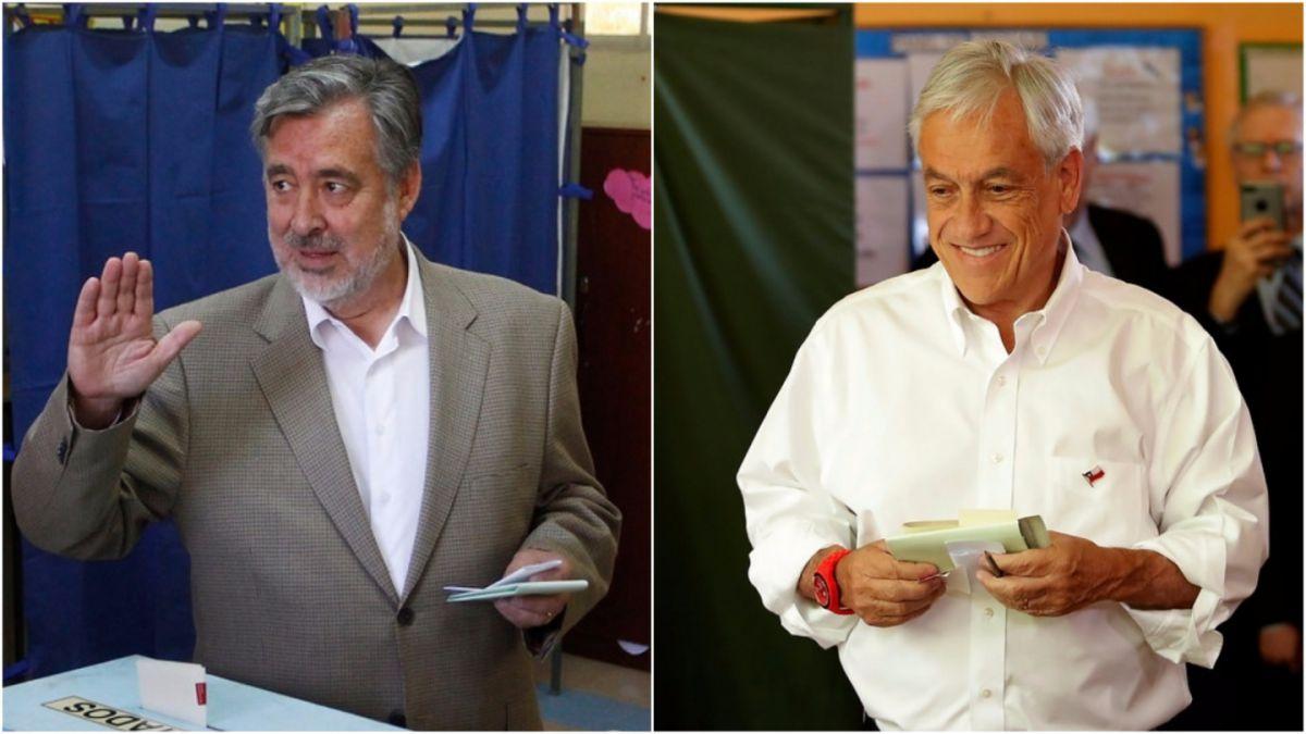 Quien votó por cada Candidato?