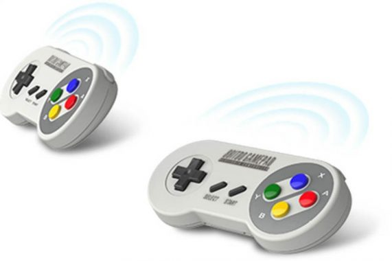 Adaptateur Super Nintendo Bluetooth