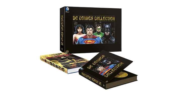 L'âge d'or DC, un coffret vraiment limité et numéroté