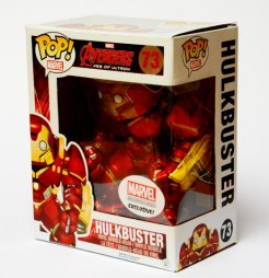 Marvel Collector Corps Avril 2015 ultron hulkbuster avengers captain america comics funko pop (13)