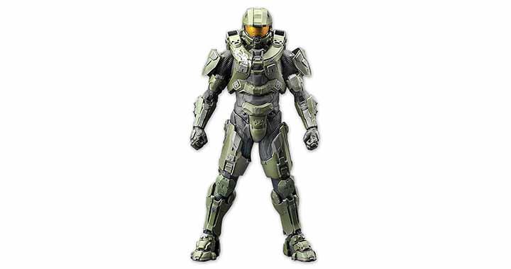 Master Chief Halo ARTFX+ à l'échelle 1/10ème