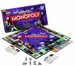 Monopoly Étrange Noël de monsieur Jack (1)