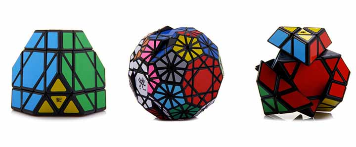 5 alternatives au Rubik's Cube