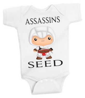 cache couche pour bébés Geek (13)