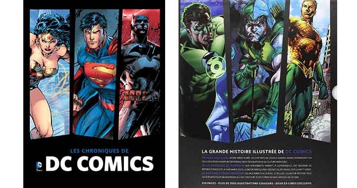 La bible du monde des super-héros DC