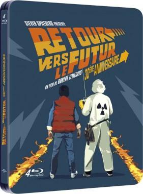 coffret Retour vers le Futur (3)