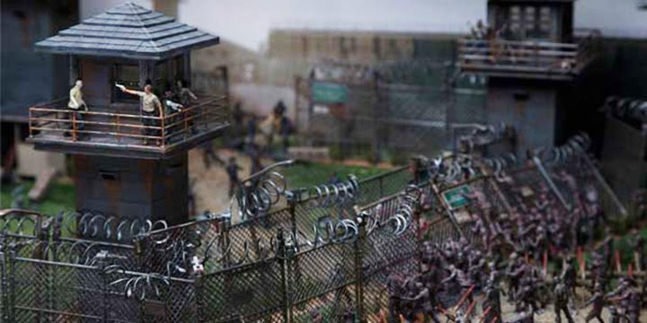 Sets de construction Walking Dead
