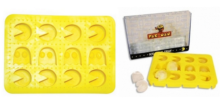 Gadget | Moule à glaçons Pac-Man