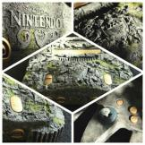 custom Nintendo 64 Zelda ocarina of time (4)