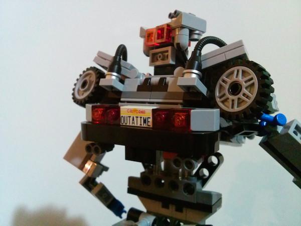 delorean lego robot (6)