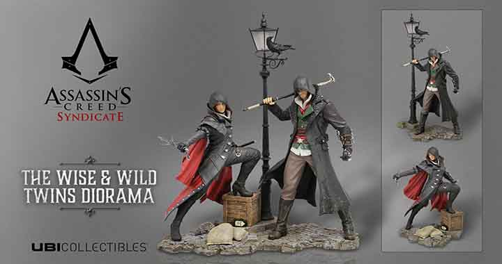 Figurines Assassin's Creed Syndicate