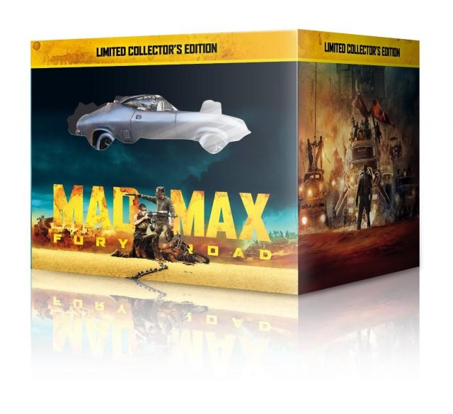 Édition limitée Mad Max fury road interceptor replique