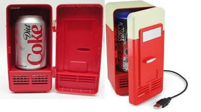 Gadget | Le frigo USB pour maintenir vos boissons froides