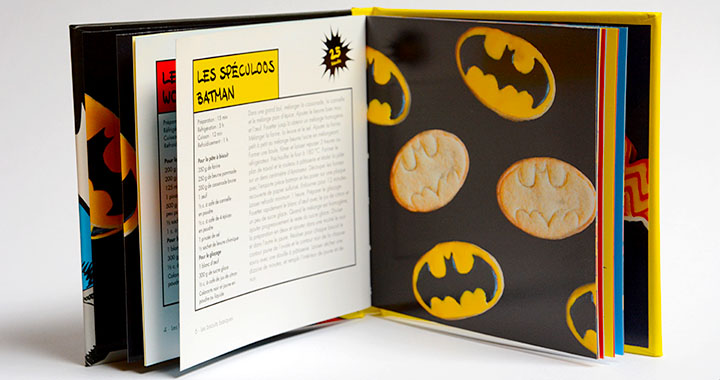 Test du set cookies super héros DC Batman