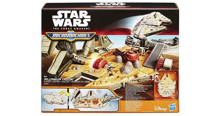 Micro Machines Star Wars Le Réveil de la Force