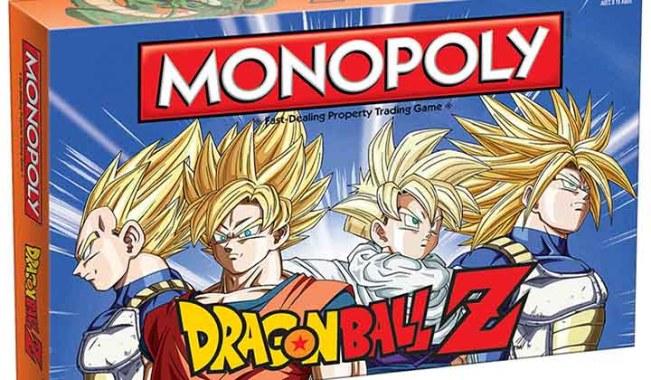 Monopoly Dragon Ball Z, les fans l'attendaient