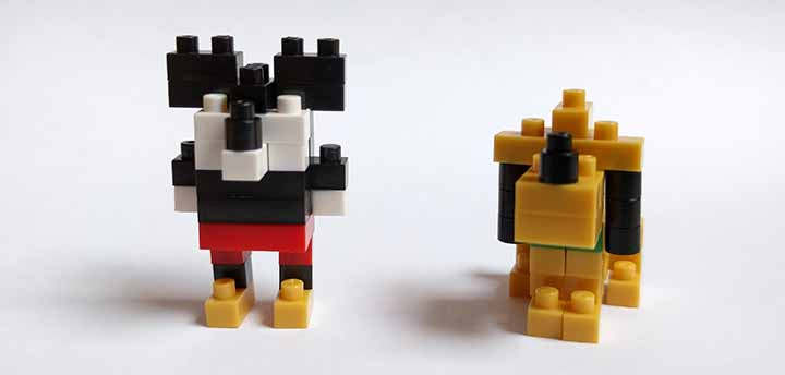Test NanoBlock, encore une copie Lego?
