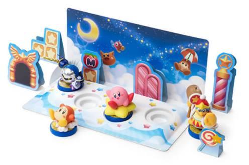 présentoirs décorés Amiibo figurines (3)