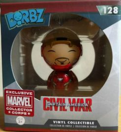 Unboxing Civil War Marvel Collector