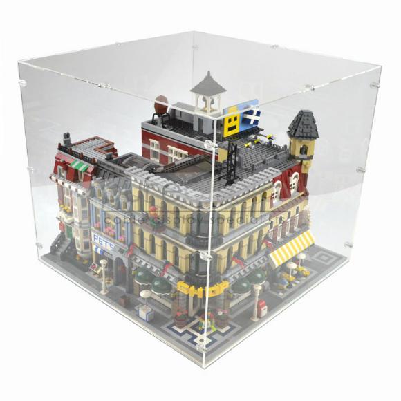 Solutions Pour Exposer Les Figurines Lego Et Sets Geekoupasgeek
