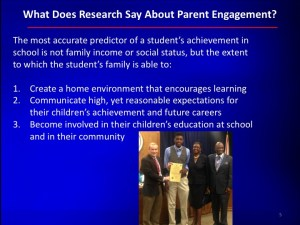 Parent Engagement Month Presentation