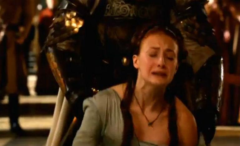 Sansa Beaten