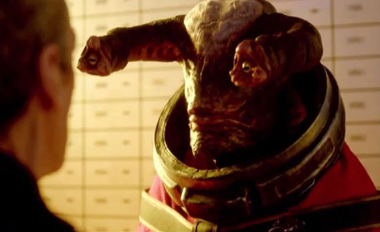 Doctor Who Teller
