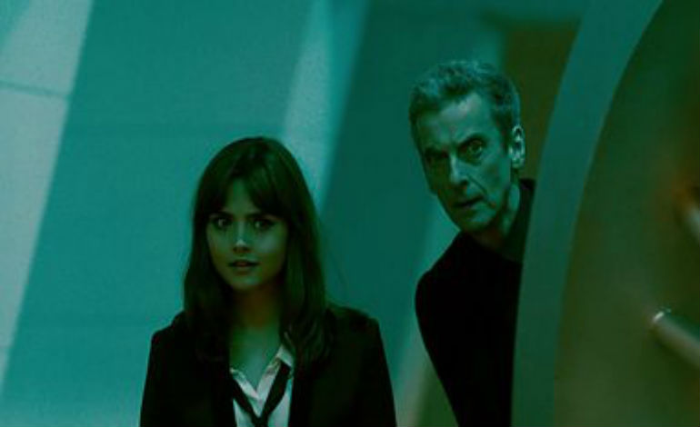 Doctor Who What's In the Vault