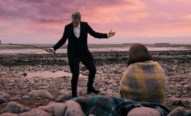 Doctor Talks To Clara