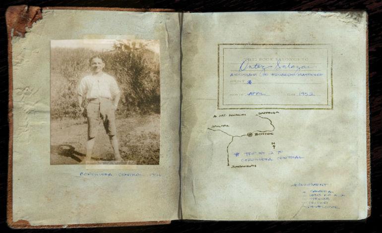 Salazar Journal Heisserer