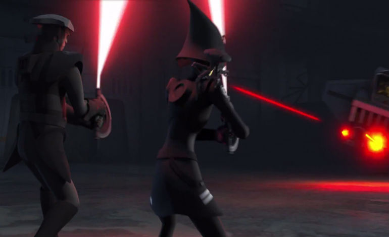 Star Wars Rebels Inquisitors