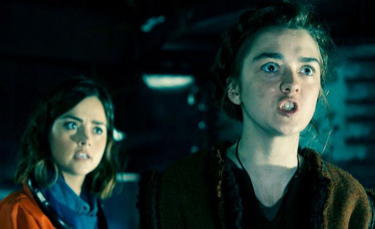Clara and Ashildr Doctor Who