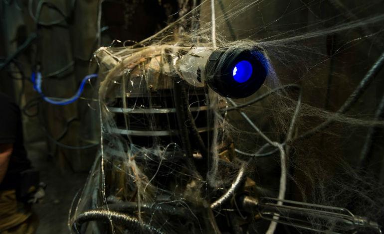 Dalek Extermine Me ...