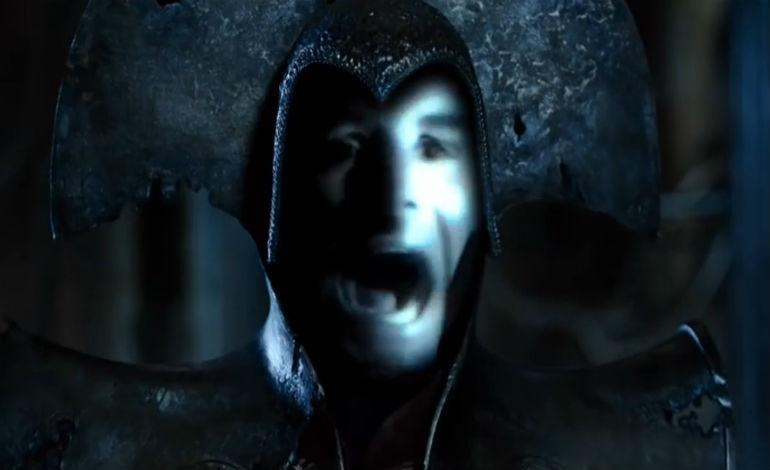Doctor Who Cloister Wraith