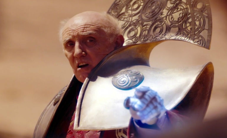 Rassilon Defeated