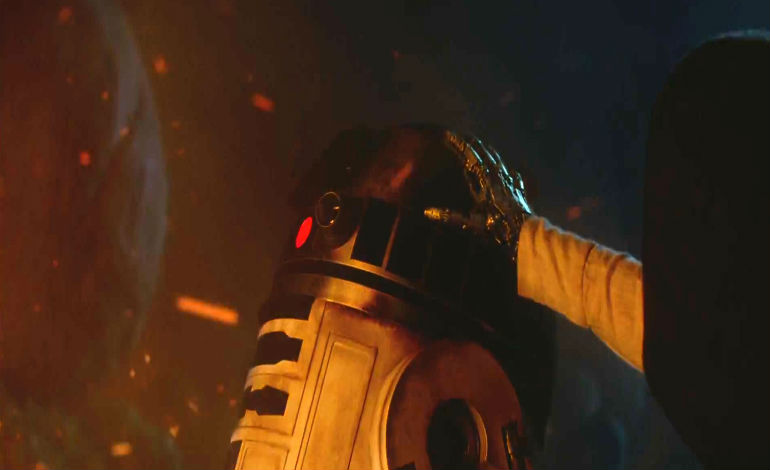 Star Wars VII Artoo