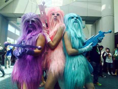 chewbaccas-angels-comic-con-cosplay