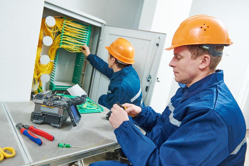 Comment optimiser l'installation de la fibre optique dans votre entreprise