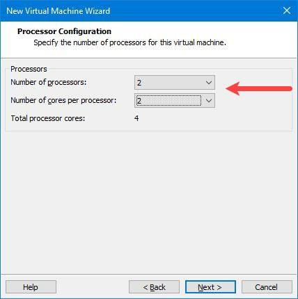 Increase Processor