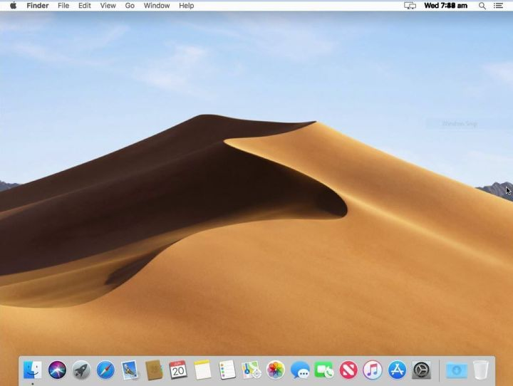 macOS Mojave on VMware