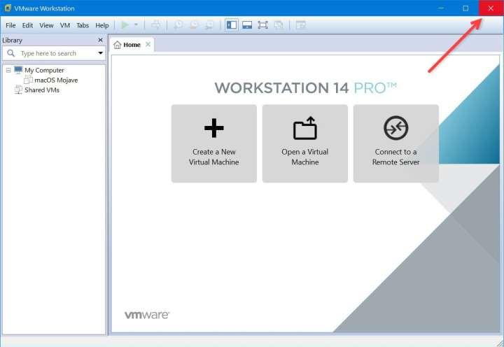 vmware workstation player free download for windows 10