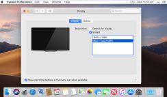 Fix macOS Mojave Screen Resolution(HiDPI) on VMware