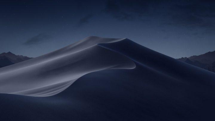 Mojave Night Compressed